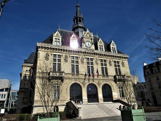 Hotel de Ville de Vincennes