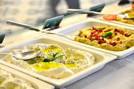 Buffet Libanes