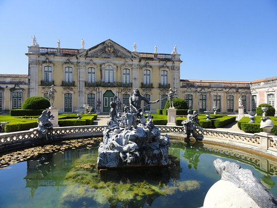 Palais National de Queluz