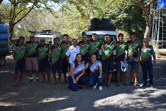 Tenorio Adventures - Day Tours: The Best Team Tenorio Adventure !