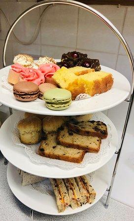Tea At Rainbows: Afternoon Tea for 3