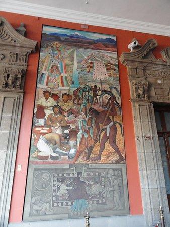 Muurschilderingen Diego Rivera