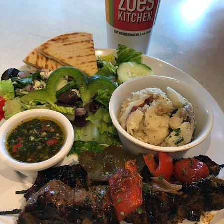 Zoes Kitchen Sarasota Menu Prices Restaurant Reviews Tripadvisor