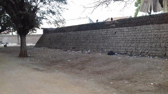 Fortaleza de São Jose da Amura em Bissau - Guiné Bissau. /   Fortress of São Jose da Amura in Bissau - Guinea Bissau.