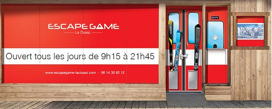 Escape Game La Clusaz