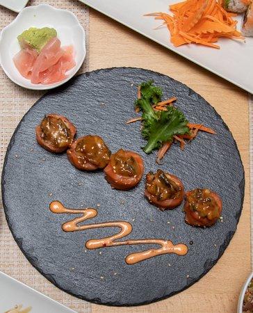 Juma sushi bar & restaurant: Nigiri chey