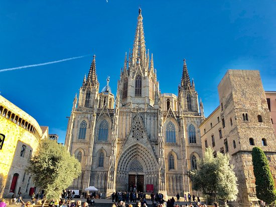 Worth A Visit Review Of Barcelona Cathedral Barcelona Spain Tripadvisor