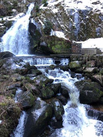 Triberg Wasserfalle