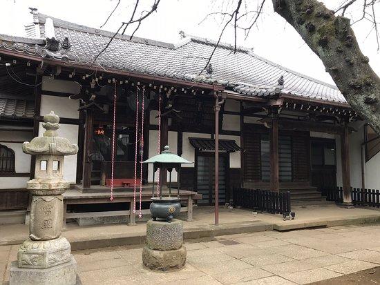 Kammyo-ji Temple to Kambun no Koshinto