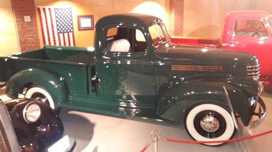 Ural Ataman Classic Car Museum: The old truck