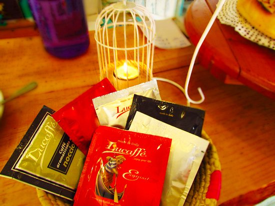 Mirta café-emporio: Variedad de cafés Lucaffe para su deleite