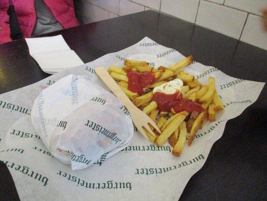 Burgermeister Kottbusser Tor: good