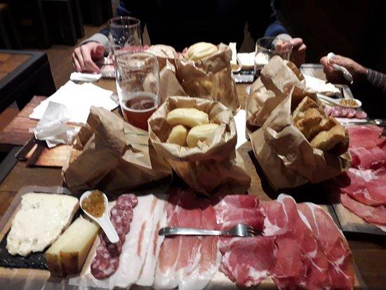 Castelnuovo's Crazy Beer