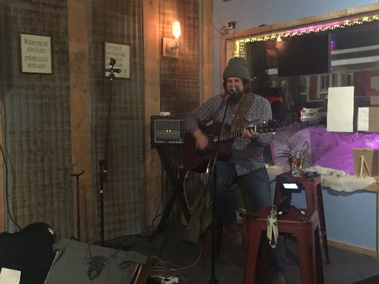 Steamboat Whiskey Company: Live music the first Saturday of every month.