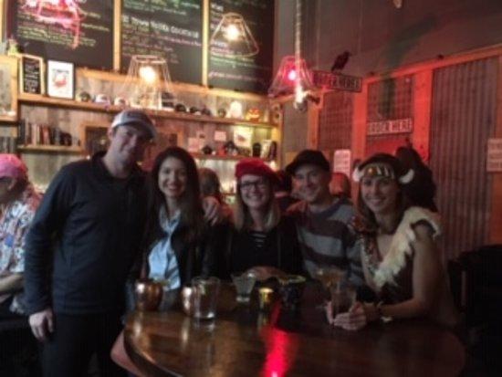 Steamboat Whiskey Company: Anniversary party.