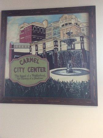 Carmel 市的畫像。