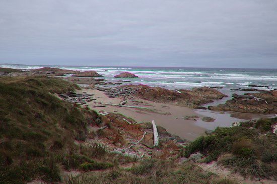 อ่าวเนลสัน, ออสเตรเลีย: Lots of waves