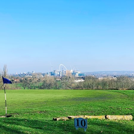 Horsenden Hill Golf and FootGolf Centre