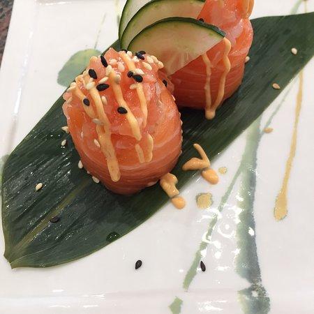 Sushi Izumi: Locale rinnovato con il nuovo menù, sushi buoni e belli
