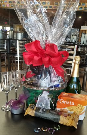 We make gift baskets!