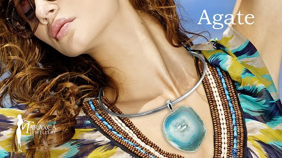 Taraxca Jewellery: New collection Agate