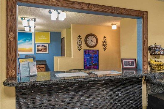 Days Inn by Wyndham Tucumcari: Lobby