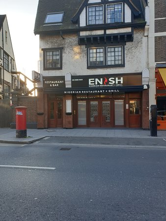 Image Enish Nigerian Restaurant Croydon in London