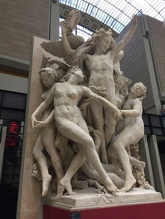Musee d'Orsay - sculpture (4)