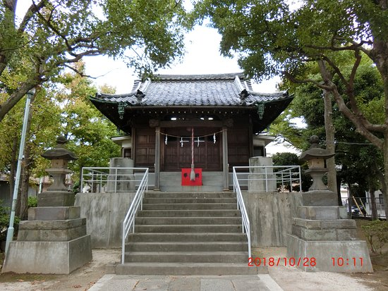 Shirohige Shrine
