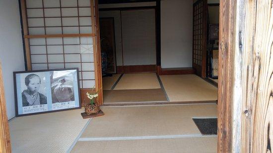 Birthplace of Shinsaku Takasugi: 高杉晋作誕生地