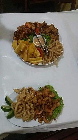 Melhor comida da região