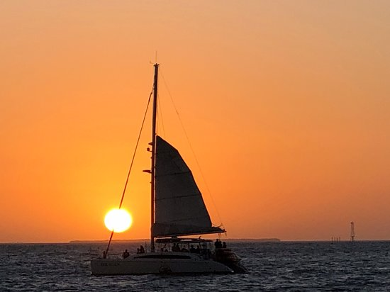 Key West - Sekt und Häppchen Bootstour bei Sonnenuntergang: Wouldn't you want to see this?