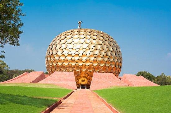 Privat tur: Pondicherry dagstur fra...