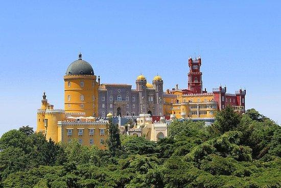 Sintra, Cascais og Estoril Private...