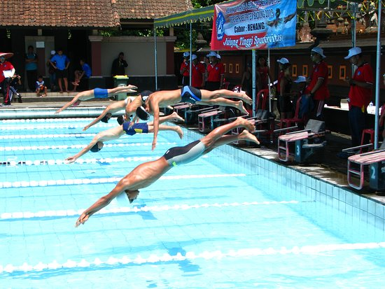 Abiansemal, Indonesia: 1-2-3- go!!!!!