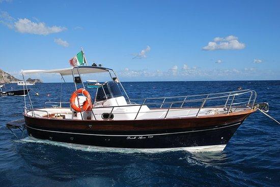 Full-day Private Amalfi Coast Cruise...