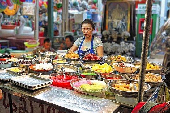 Sunset Local Eats Tour i Hua Hin