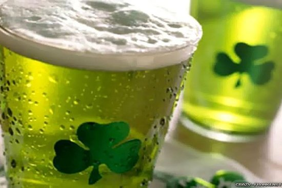 St. Paddy Clover Crawl和Redneck-Irish...