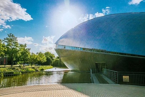 Bremen Universum Science Center...