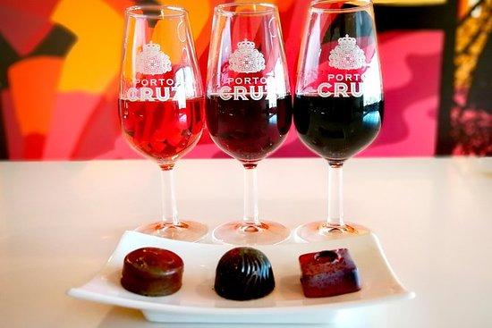 Port Wine Tasting and Chocolate...