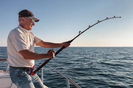 ハマメットのプライベートボート釣り旅行