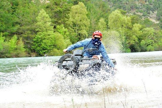 Koprucay河的四人游猎之旅