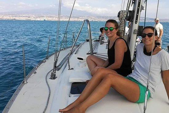 Coucher de soleil sur la Velacatania