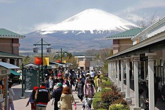 Private Charter to Mt.Fuji, Gotemba...