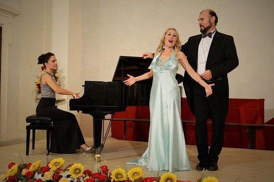 Italienische Opernerfahrung