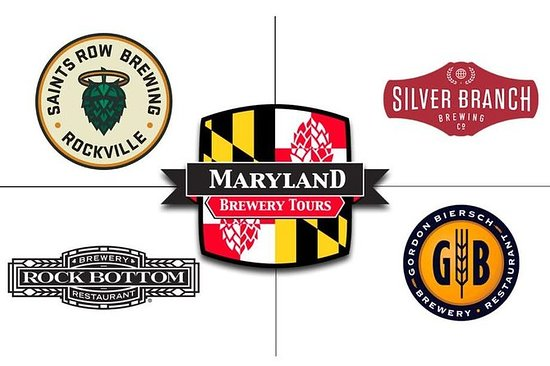 Maryland Brewery Tours - 3.30.2019...