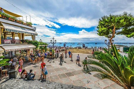 Naples, Pompéi, Mt. Vésuve et côte...