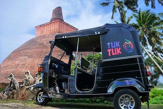 Tuk Tuk Tour durch die antike Stadt...
