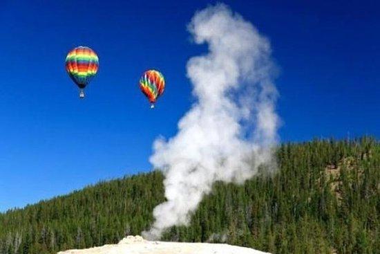 Yellowstone, Mt Rushmore, Grand Teton...