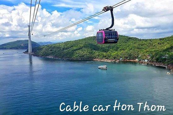 纜車之旅:纜車和3島旅行Phu Quoc